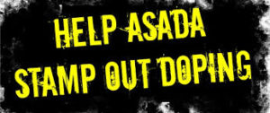 ASADA - Stamp Out Doping