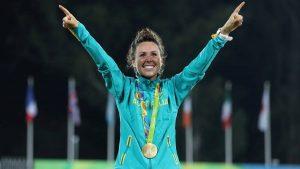 Chloe Esposito - 2016 Rio Olympic Champion Modern Pentathlon