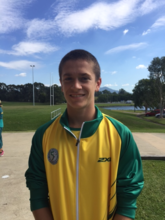 Keaan Van Rooij - Modern Pentathlon Australia