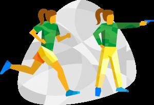 Laser Run - Modern Pentathlon Australia