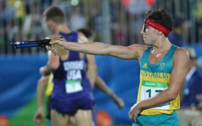 Max seventh on pentathlon Olympic debut