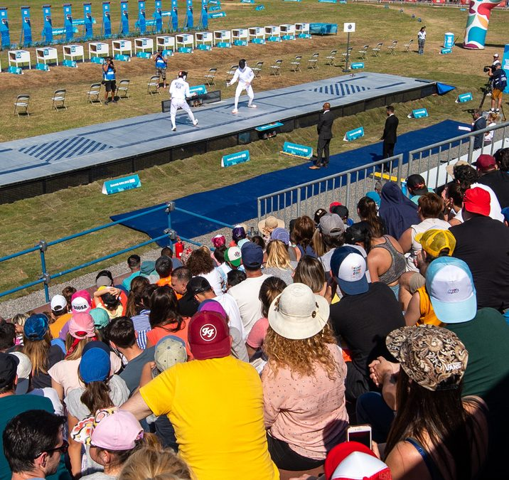 Tokyo and Beyond: Transformation of Modern Pentathlon