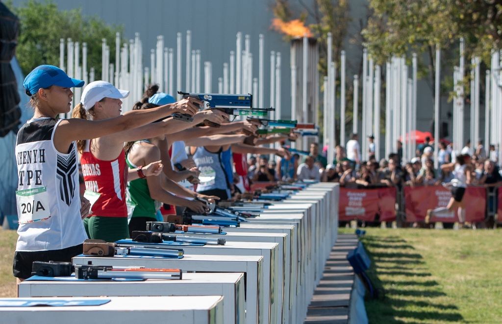 The Laser-Run & Competitions: Formal or Informal are all good opportunities