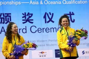 Carrier and Esposito Asia/Oceania Champs 2015