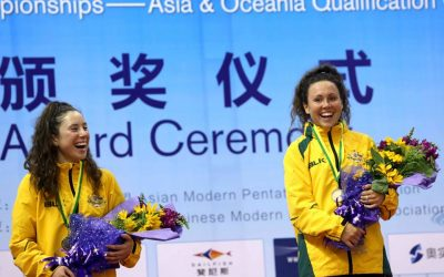 Athletes announced for Oceania Champs/Olympic qualifier