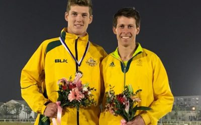 Fernon set for second Olympics with remarkable comeback