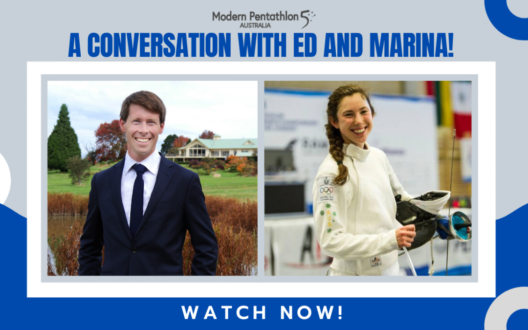 A conversation with Ed Fernon and Marina Carrier