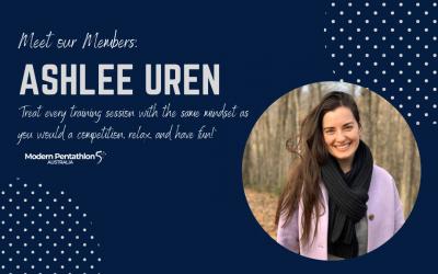 Meet our members: Ashlee Uren