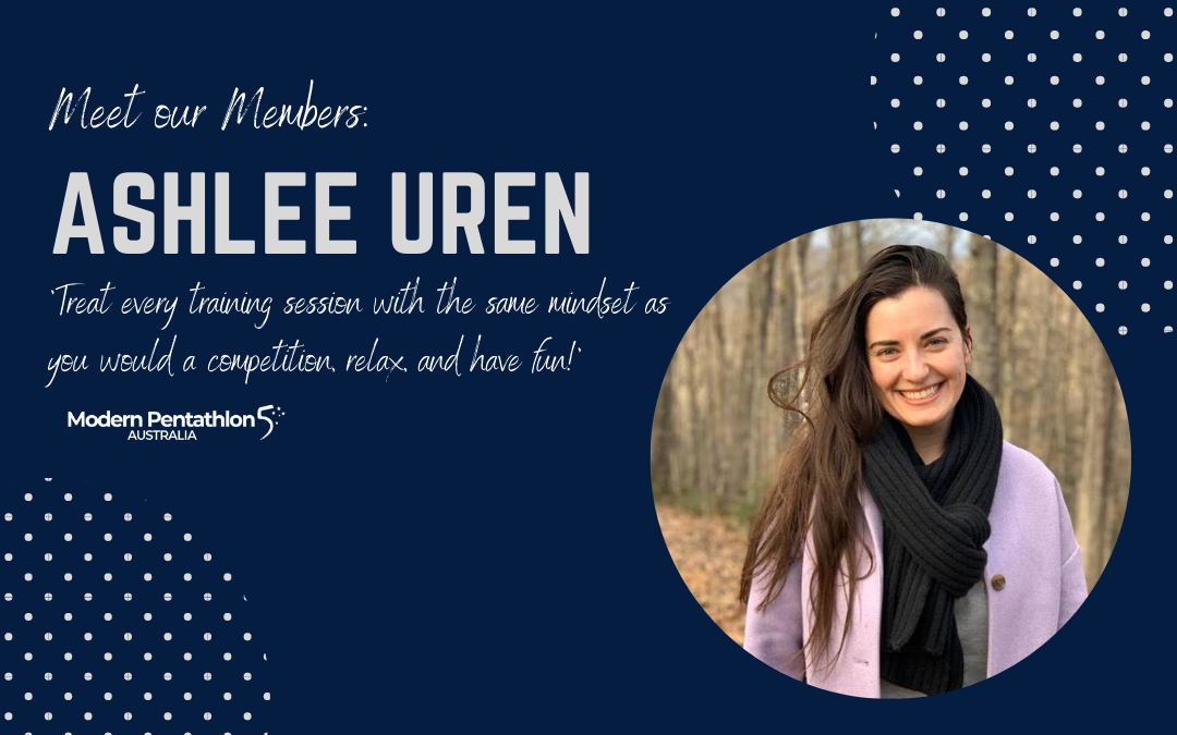 Meet our members: Ashlee Uren