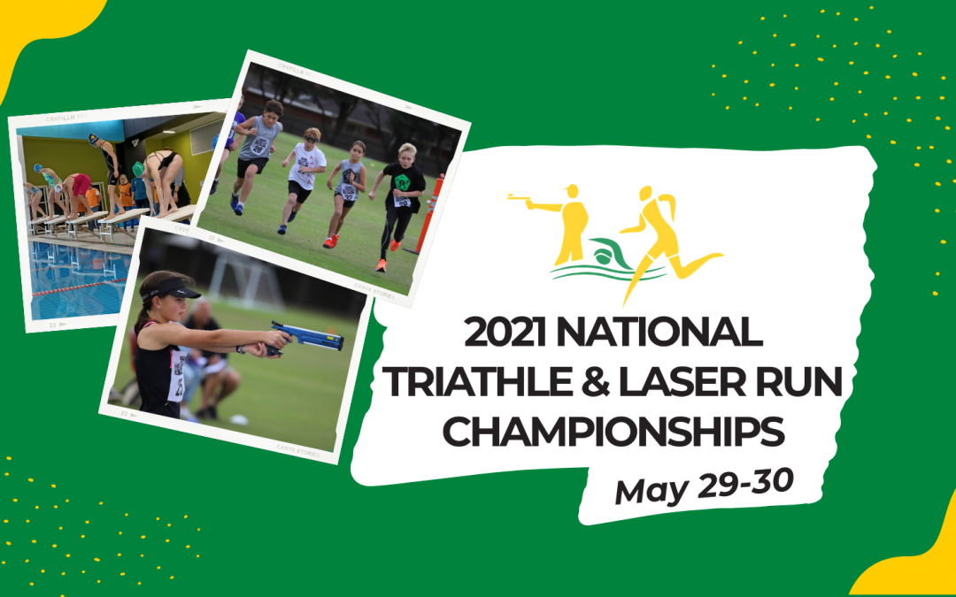 IMPORTANT INFORMATION: National Triathle and Laser Run Championships