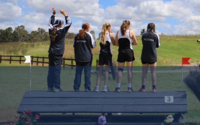 28 Modern Pentathletes named to Pony Club Victoria Tetrathlon Team